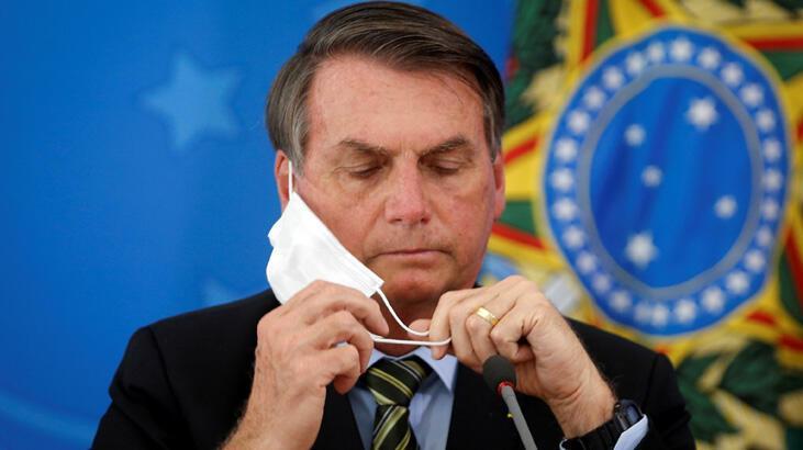 Bolsonaro yerlilere koronavirüs yardımını veto etti