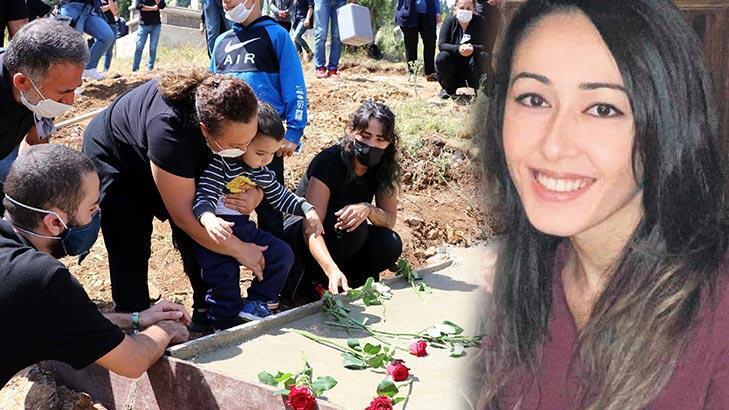 Avusturya'da eşinin öldürdüğü Bircan toprağa verildi!
