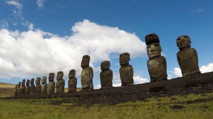 Polinezyalılar veya Amerika yerlilerinin 13. yüzyılda Pasifik'i aştığı kanıtlandı