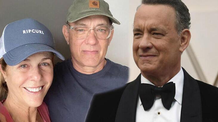 Tom Hanks'ten corona virüs çıkışı