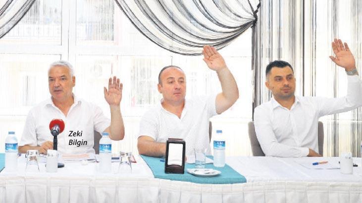 Ecevit'in adını Saruhanlılılar yaşatacak...