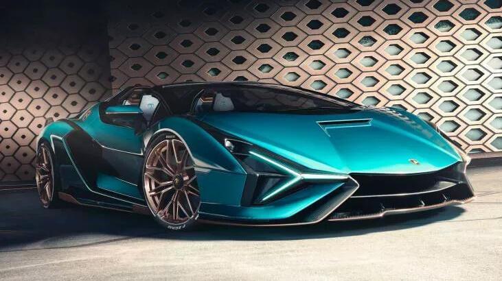 Lamborghini görücüye çıkardı!