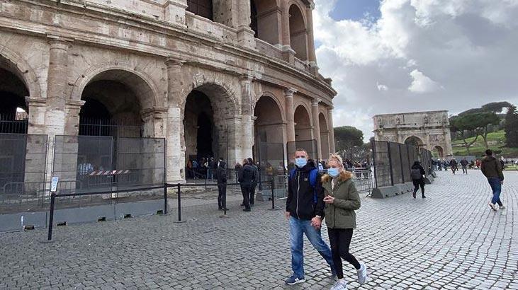 İtalya'da corona virüs ölümleri sürüyor