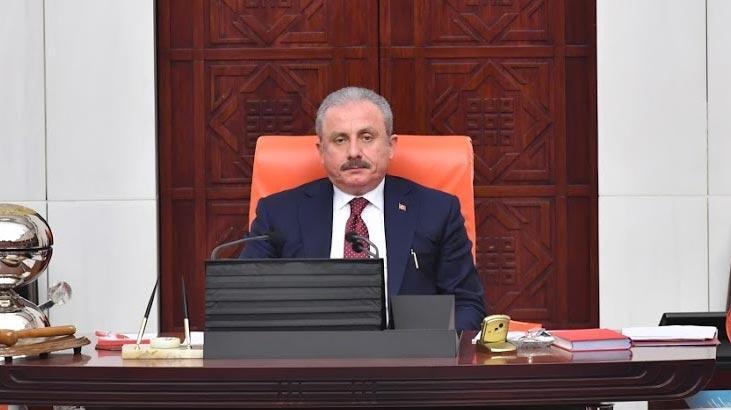 TBMM Başkanı Şentop baro başkanlarını Meclis'e davet etti