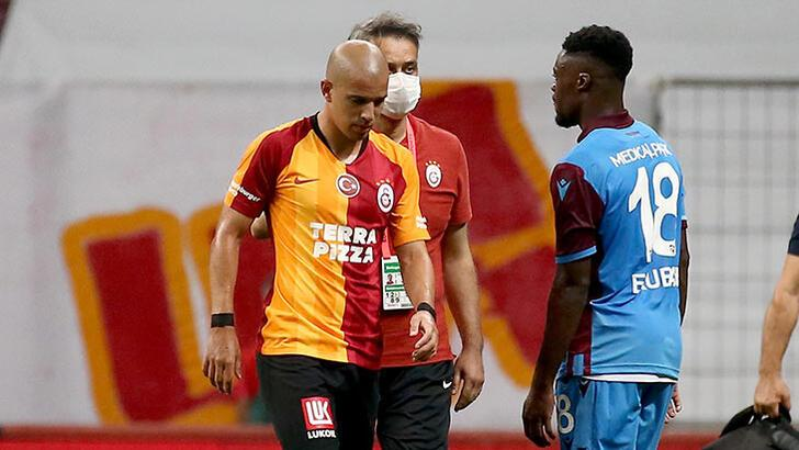 Son dakika | PFDK, Feghouli'ye 2 maç ceza verdi!