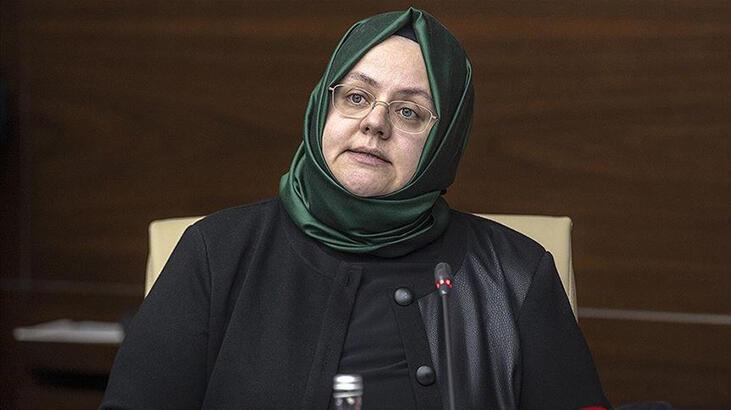 Bakan Selçuk Semiha Yıldırım ile ilgili ifadeleri kınadı