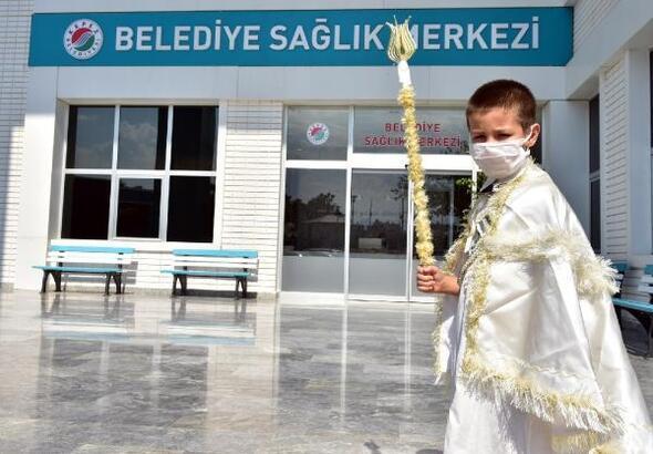 Kepez'de sünnet heyecanı başladı