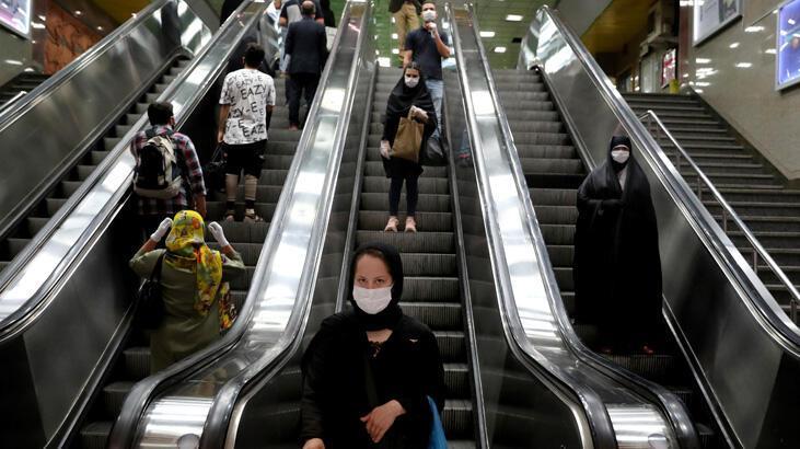 İran'da koronavirüsün ikinci dalgası durulmuyor