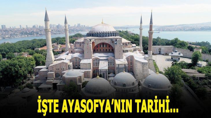 Ayasofya ne zaman müze ve cami oldu? Ayasofya kaç yıllık, ne demek? İşte tarihi...