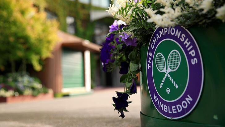 Açıklandı! Wimbledon'dan tenisçilere 10 milyon pound...