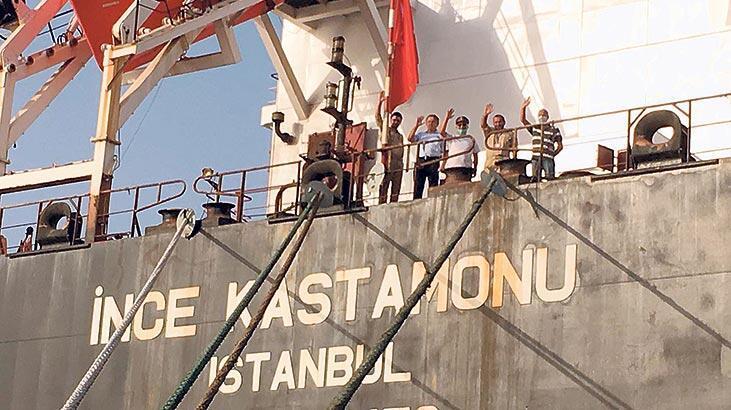 Eşine rastlanmadık yöntem devrede! Esir denizciler evlerine dönüyor