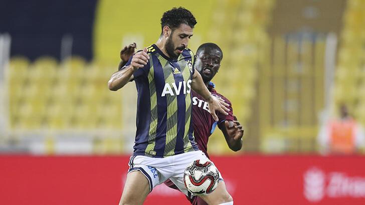 Fenerbahçe'de Tolga Ciğerci iyileşti