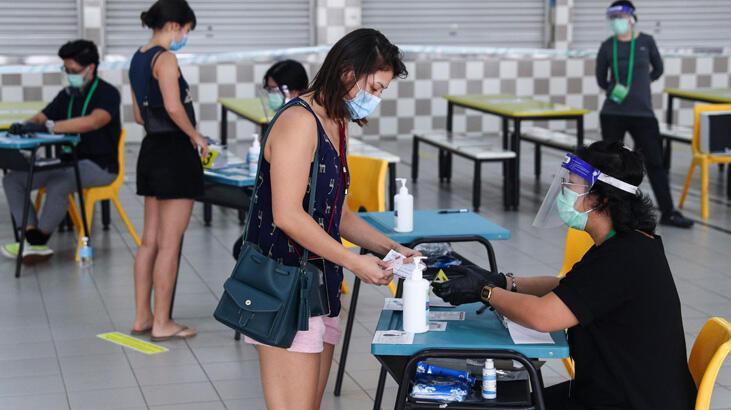Singapur'da zafer yüzde 61'le iktidarın