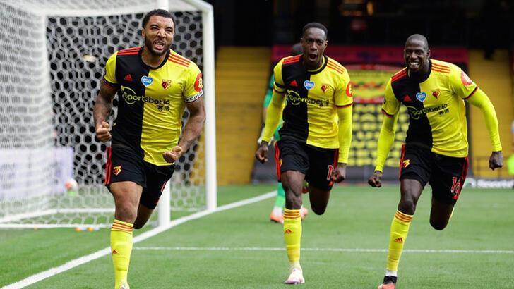 Watford-Newcastle United: 2-1
