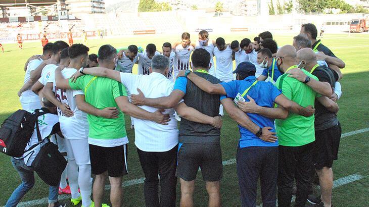 Son dakika haberi | Hatayspor, Süper Lig'e yükseldi! Tarihte ilk kez...