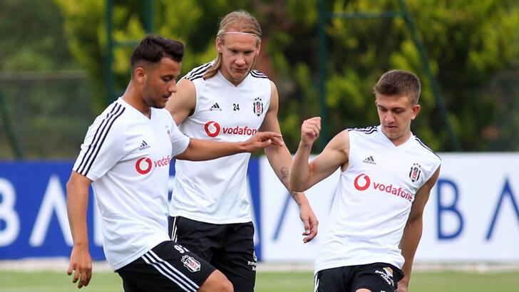 Son dakika   Beşiktaş'ın Yeni Malatyaspor kadrosu belli oldu...