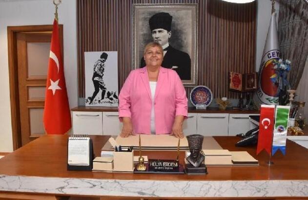 Ceyhan Belediyesi'nden kadrolu işçilere 2 ikramiye
