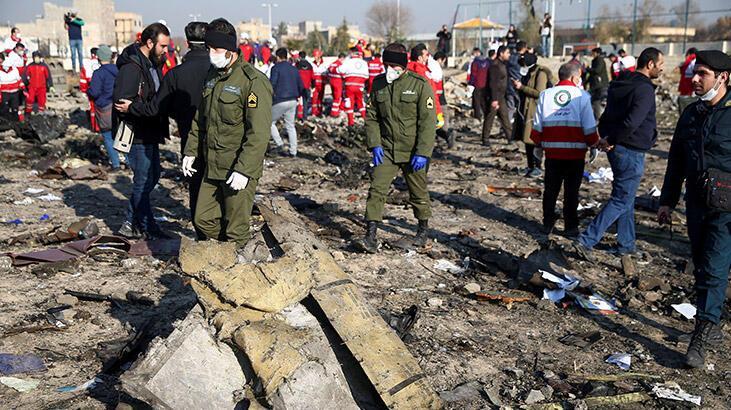"""İran'dan """"Ukrayna yolcu uçağının düşürülmesiyle ilgili 'insan hatası' açıklaması"""