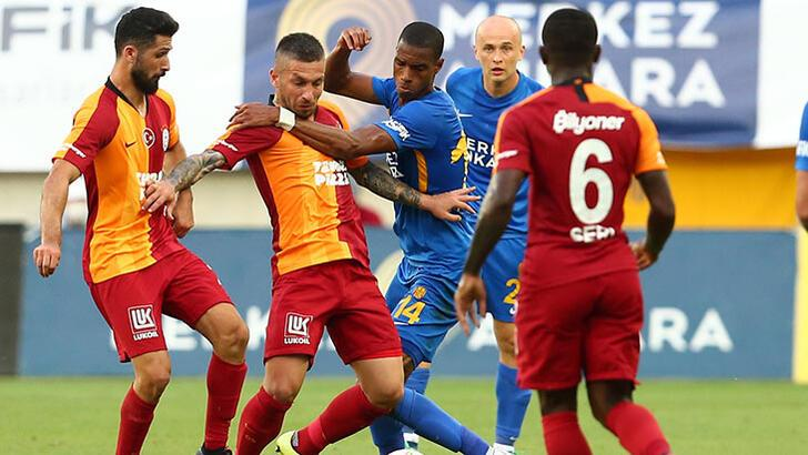 Ankaragücü-Galatasaray: 1-0