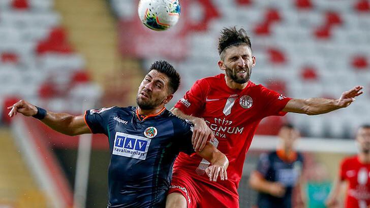 Antalyaspor - Alanyaspor: 1-0