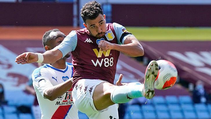 Aston Villa galibiyeti Trezeguet'nin golleriyle hatırladı
