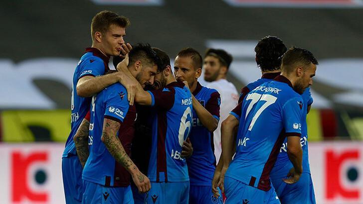 Trabzonspor, Denizlispor karşısında!
