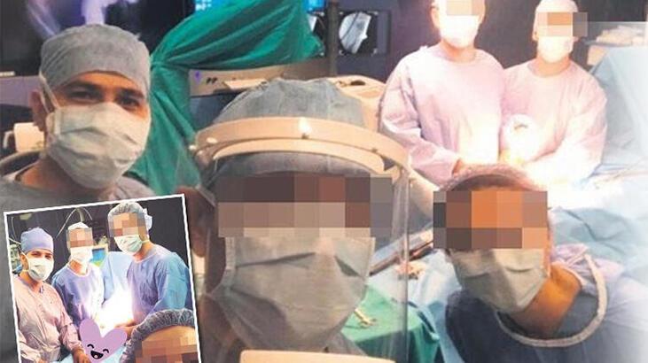 Son dakika...Ünlülerin ameliyatına da girdi! O hemşire sahte çıktı...
