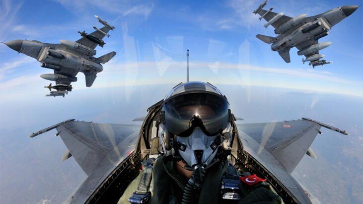 Son dakika haberler: F-16 pilotlarına iğrenç tuzak! Ortaya çıktı...