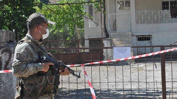 Gaziantep'te, 'geçmiş olsun' ziyaretinde virüs yayıldı! 27 kişi karantinaya alındı
