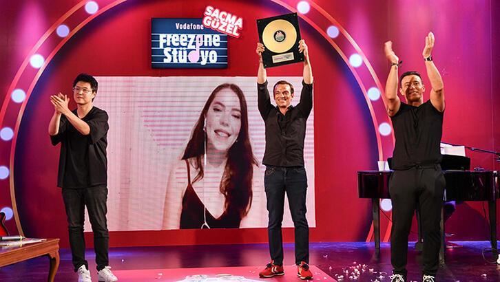 Vodafone FreeZone Online Müzik Yarışması'nın galibi belli oldu