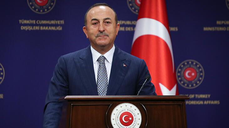 Bakan Çavuşoğlu, Türkiye-AB ilişkilerini Politico'ya değerlendirdi