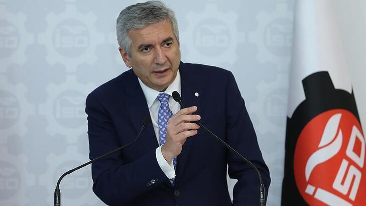 İSO Başkanı: Sanayicinin borçlanmasında bir sorun yok