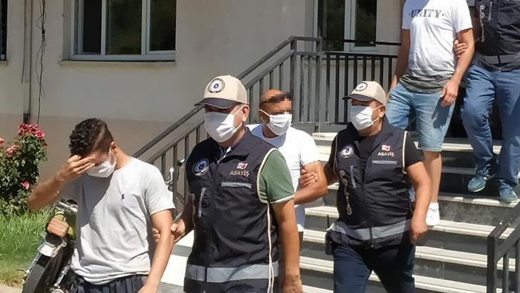 Nazilli'de 'Şafak' operasyonu! 11 şüpheli yakalandı