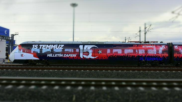 '15 Temmuz Treni' yarın yola çıkacak