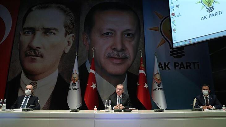 Son dakika... AK Parti MKYK toplandı