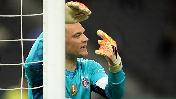 Manuel Neuer'in skandal görüntülerine tepki yağıyor!