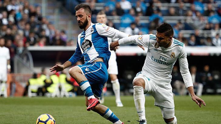 Deportivo'da Emre Çolak krizi! Antrenmana çıkmadı...