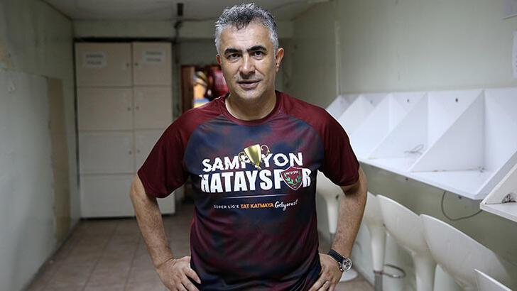 """Mehmet Altıparmak: """"Amacım milli takımı çalıştırmak"""""""