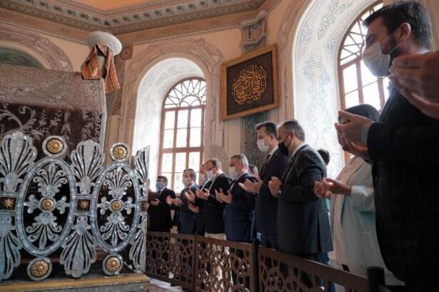 Bursa'da Ayasofya sevinci