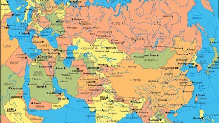 Asya Kıtası Ülkeleri Hangileridir? Başkent İsimleri İle Birlikte Asya Ülkeleri