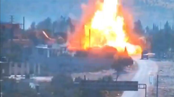 Son dakika... İdlib'de Türk-Rus devriye konvoyuna bombalı saldırı