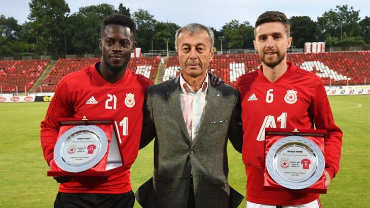 Beşiktaş transfer haberleri   Edwin Gyasi plaketi aldı, geliyor!