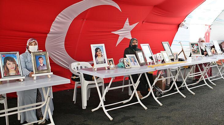 HDP önündeki eylemde 316'ncı gün; aile sayısı 138 oldu