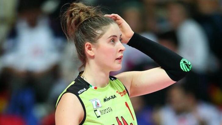 Bianka Busa'nın Fenerbahçe mutluluğu