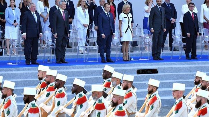 Fransa en büyük bayramını kutluyor