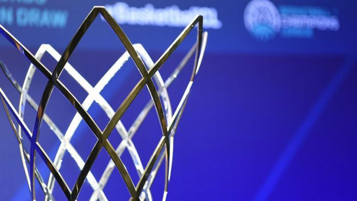 Son dakika | FIBA Şampiyonlar Ligi'nde gruplar yarın belli olacak