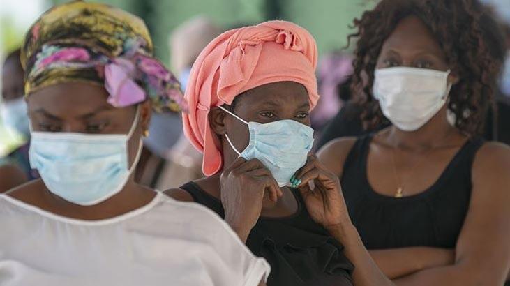Afrika'da corona virüs vaka sayısı 614 bin 412'ye çıktı