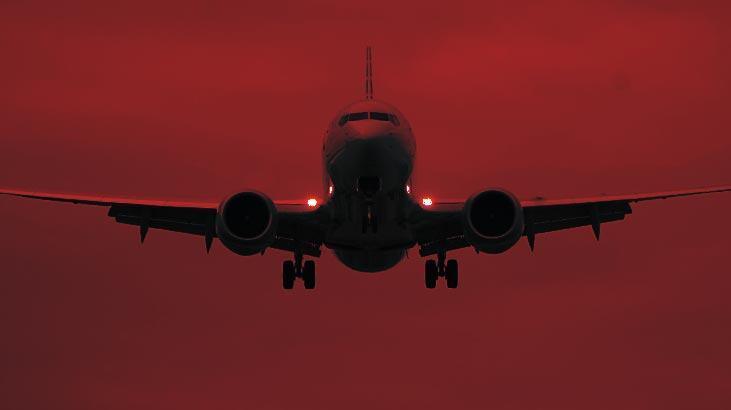 ABD'de hava yolcusu mayısta yüzde 89 azaldı