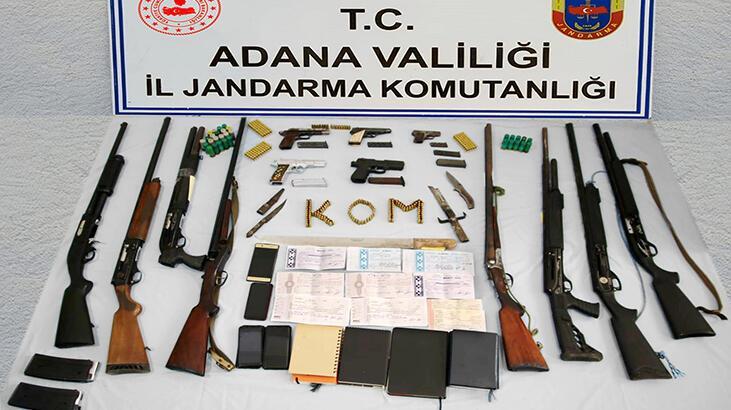 Adana merkezli 4 ilde dev operasyon: 26 gözaltı