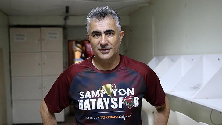 """Mehmet Altıparmak: """"Hatay'a bir borcum vardı"""""""